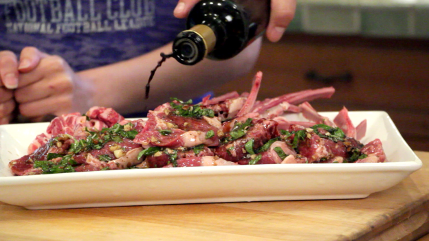 Chefski Lamb Lollipops